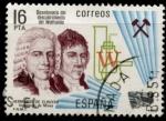 Sellos de Europa - España -  ESPAÑA_SCOTT 2338,03 $0,2