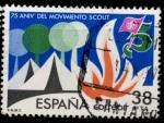 Sellos de Europa - España -  ESPAÑA_SCOTT 2339,04 $0,2