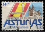 Stamps Spain -  ESPAÑA_SCOTT 2342,04 $0,2