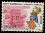 Sellos del Mundo : Europa : España : ESPAÑA_SCOTT 2345,03 $0,2
