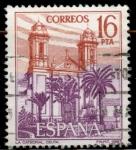 Stamps Spain -  ESPAÑA_SCOTT 2352,01 $0,2