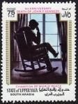 Stamps Yemen -  RES-5ºANIV.MUERTE DE KENNEDY