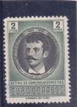 Stamps Cuba -  Julián del Casal