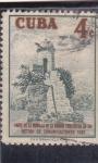Stamps : America : Cuba :  muralla