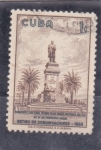 Sellos del Mundo : America : Cuba : estatua