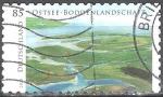 Stamps of the world : Germany :  Mar Báltico, paisaje de Bodden.