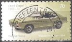 Stamps of the world : Germany :  Coches Clásicos,Ford Capri 1,1969-73(b).