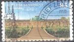 """Stamps of the world : Germany :  """"Castillos y Palacios"""" castillo de Sanssouci b)."""