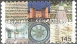 Sellos del Mundo : Europa : Alemania : 1250 años Schwetzingen (b).