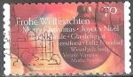 Stamps of the world : Germany :  Feliz Navidad.