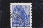 Sellos de Europa - Alemania -  BOTADURA