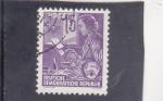 sellos de Europa - Alemania -  MECANOGRAFA