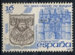 Stamps Spain -  ESPAÑA_SCOTT 2362,02 $0,2
