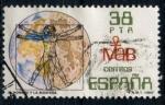 Sellos de Europa - España -  ESPAÑA_SCOTT 2365,02 $0,25