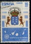 Sellos de Europa - España -  ESPAÑA_SCOTT 2372,03 $0,2