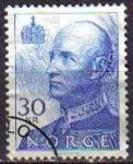 Stamps : Europe : Norway :  NORUEGA 1993 Scott 1019A Sello Serie Basica Rey HARALD V Usado