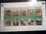 Stamps : America : Venezuela :  CONATEL (Indigenas)