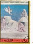 Stamps United Arab Emirates -  ADORACIÓN