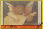 Stamps United Arab Emirates -  ANGEL MÚSICO