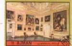 Sellos de Asia - Emiratos Árabes Unidos -  MUSEO