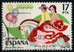 sellos de Europa - España -  ESPAÑA_SCOTT 2403,02 $0,2