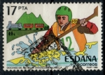Stamps Spain -  ESPAÑA_SCOTT 2405,04 $0,2