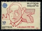 Stamps Spain -  ESPAÑA_SCOTT 2408,02 $0,2