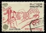 sellos de Europa - España -  ESPAÑA_SCOTT 2409,02 $0,25