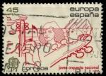 Sellos de Europa - España -  ESPAÑA_SCOTT 2409,03 $0,25