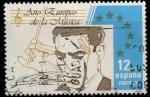 sellos de Europa - España -  ESPAÑA_SCOTT 2442,01 $0,2