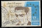 Stamps Spain -  ESPAÑA_SCOTT 2442,04 $0,2