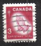 Sellos del Mundo : America : Canadá : Navidad del 66