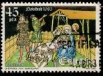 Sellos de Europa - España -  ESPAÑA_SCOTT 2457,01 $0,2