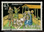 Stamps of the world : Spain :  ESPAÑA_SCOTT 2457,04 $0,2