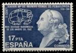 Sellos del Mundo : Europa : España : ESPAÑA_SCOTT 2462,01 $0,2