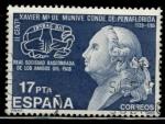 Stamps Spain -  ESPAÑA_SCOTT 2462,03 $0,2