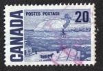 Sellos de America - Canadá -  Centennial Definitives - High Value