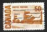 Stamps Canada -  Centennial Definitives - High Value