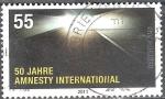 Sellos de Europa - Alemania -  50 años de Amnistía Internacional.