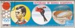 Stamps Equatorial Guinea -  JUEGOS OLÍMPICOS SAPPORO,72