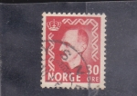 de Europa - Noruega -  Haakon VII