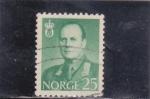 de Europa - Noruega -  rey Olaf V