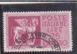 de Europa - Italia -  caballos alados