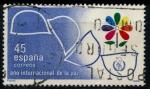 sellos de Europa - España -  ESPAÑA_SCOTT 2471,02 $0,25