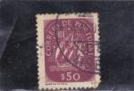 sellos de Europa - Portugal -  CARABELA PORTUGUESA
