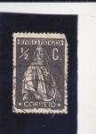 Sellos de Europa - Portugal -  CAMPESINA