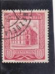 Stamps : America : Venezuela :  OFICINA PRINCIPAL DE CORREOS