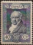 Sellos de Europa - España -  Retrato de Goya  1930  40 cents