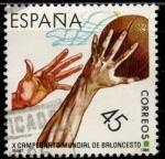 sellos de Europa - España -  ESPAÑA_SCOTT 2481,03 $0,2
