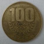 monedas de America - Costa Rica -  1999 - 100 colones